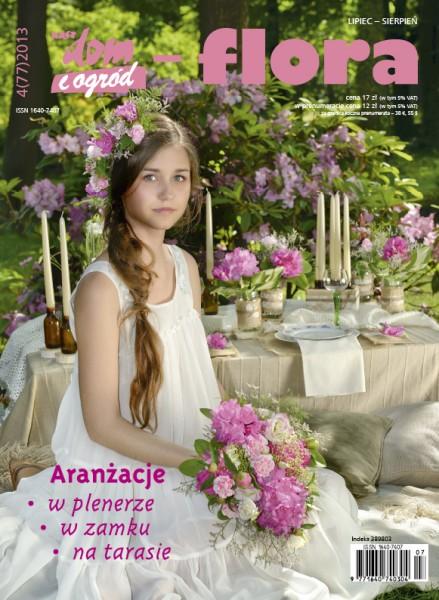 Nasz Dom i Ogród – Flora kolorowe oblicze lata.