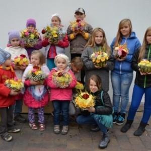 Warsztaty florystyczne z dynią w roli głównej