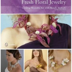 Biżuteria floralna w wydaniu Wendy Andrade