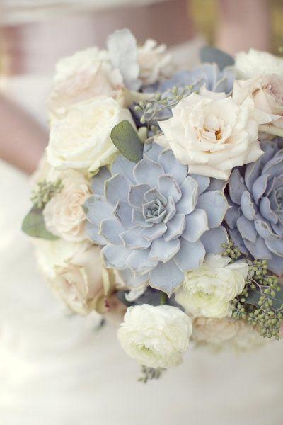 vintage-dusty-blue-bridal-bouquet