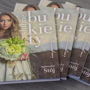 """""""Bukiety ślubne"""" Agnieszki Stój – hit wśród książek dla florystów"""