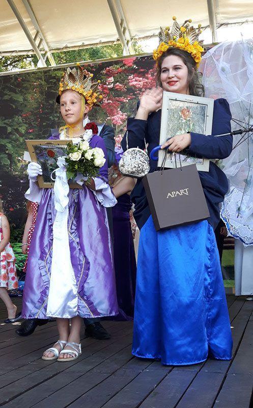 Nowo wybrane: Różana Królewna i Królowa Róż