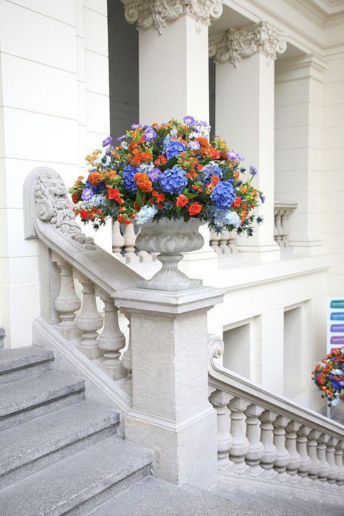 Florystyka - Punkt zbiorczy kompozycji