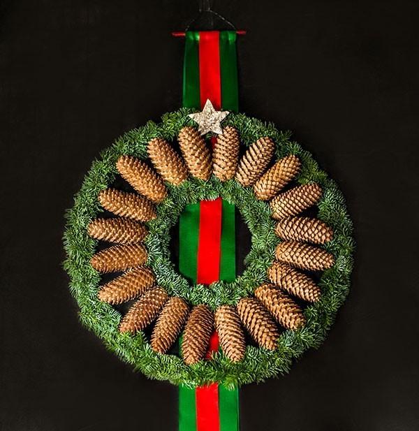 stroiki florystyka Boże Narodzenie