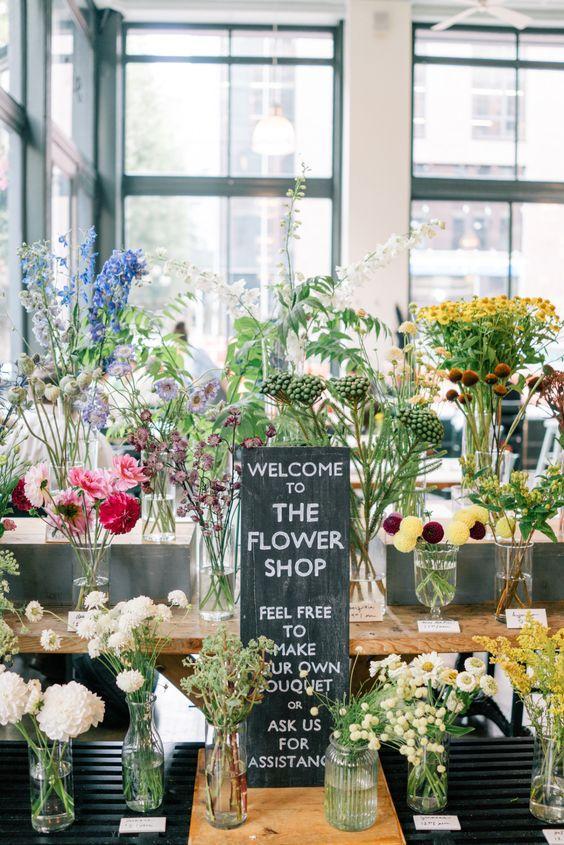 Visual merchandising w kwiaciarni