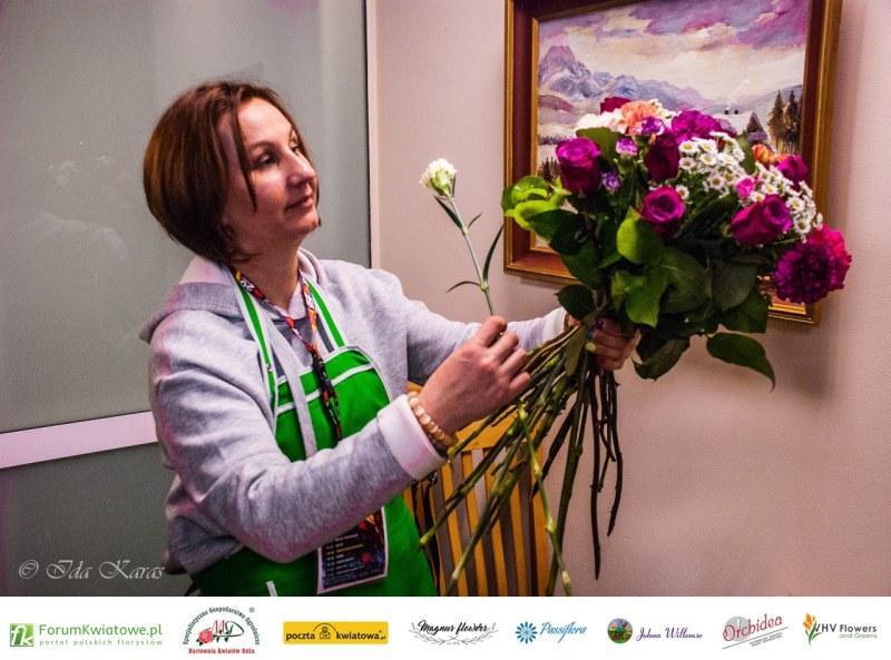 Urszula Asanowicz, Floryści dla WOŚP