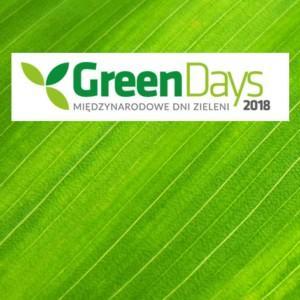 Green days 2018 - targi dla ogrodników i florystów!