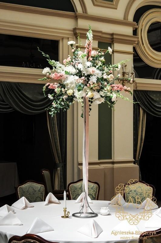 dekoracja sali weselnej lwia paszcza