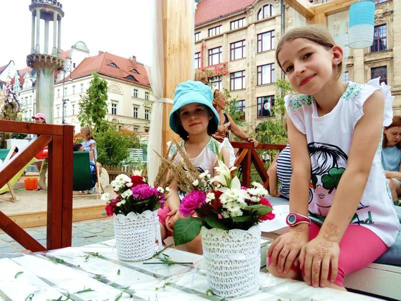 Florystyczne warsztaty dla dzieci