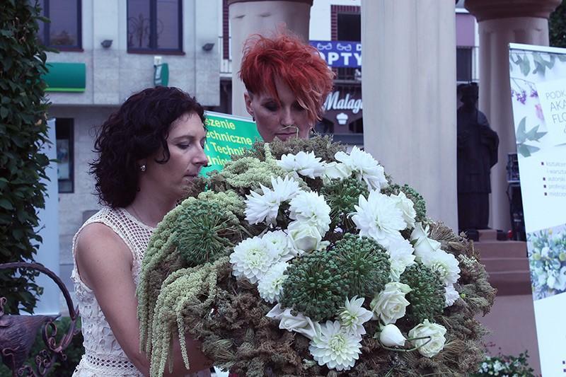 pokaz florystyczny W zgodzie z naturą