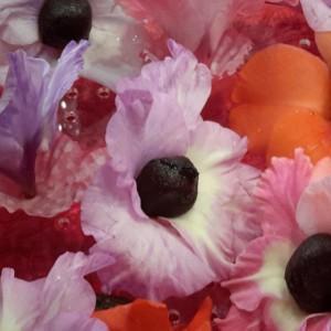 Kwiaty jadalne - wywiad z Elżbietą Kozłowską