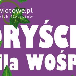 """""""Floryści dla WOŚP"""" - startujemy już dziesiąty raz!"""
