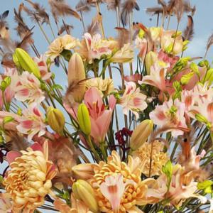 Z powiewem wiosny - pokaz florystyczny w Rzeszowie