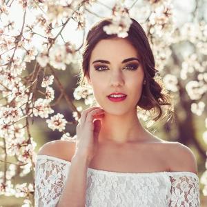 jak wykonać wiosenny bukiet ślubny