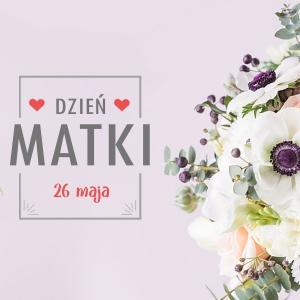 Bukiet pełen emocji, czyli kwiaty w kształcie serca na Dzień Matki.