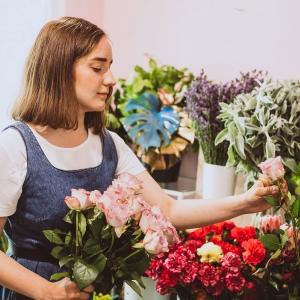 Cztery cechy, które musi mieć florysta by odnieść sukces prowadząc kwiaciarnię