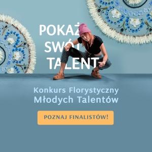 Konkurs florystyczny młodych talentów