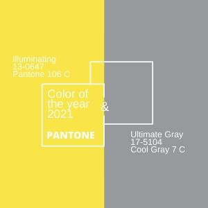 Jakie kolory będą modne w 2021 roku?