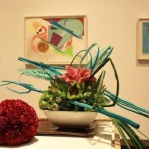 Obrazy i kwiaty