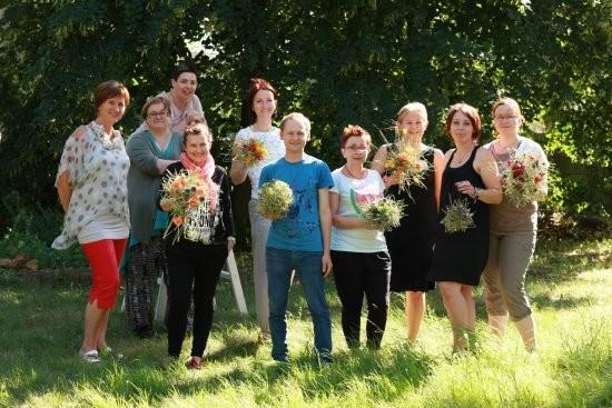 Kwitnące Horyzonty Edukacja Florystyczna