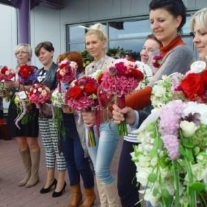 Warsztaty w Hurtowni Kwiatów Grajewscy