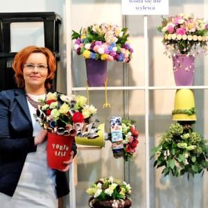 Bukiet w podróży, czyli premiera PortoVase w Polsce