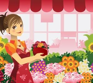 A więc chcesz założyć kwiaciarnię? Ha!