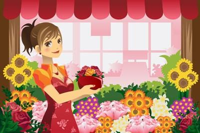 Jak zaqłożyć kwiaciarnię