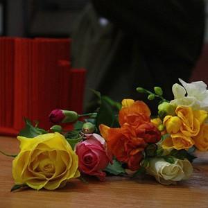 Manchester warsztaty florystyczne