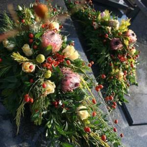 Wszystkich Świętych w Kwiaciarni Zielona Gęś