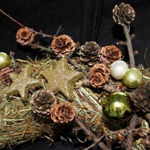 Na okrągło Święta, czyli wystawa wieńców TKMK