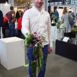 Otwarty Konkurs dla Kwiaciarń 2015