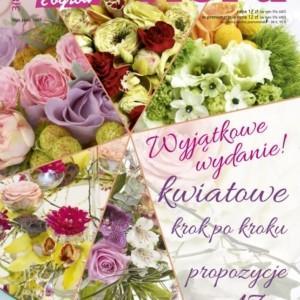 Najnowszy numer dwumiesięcznika Nasz Dom i Ogród - Flora