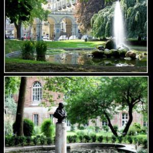 Zielone inspiracje z Włoch, czyli fotopodróż po Turynie: cz I