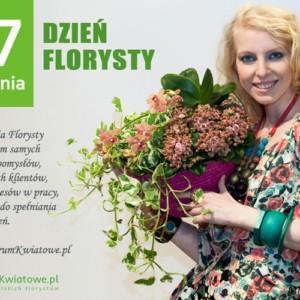 27 kwietnia - Dzień Florysty