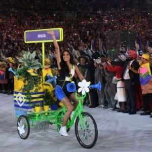 Kwiaty na Olimpiadzie w Rio