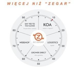 """OZ Export - więcej niż """"zegar"""""""
