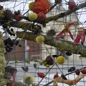 Instalacje kwiatowe w Szczecinie