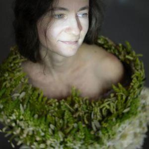 Kwiatowa etola od podszewki