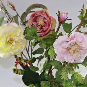 Róże jak żywe walczą o Złoty Medal MTP