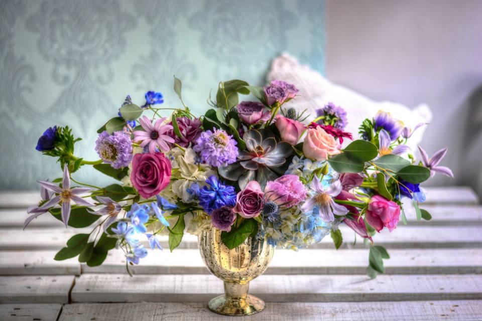 kwiaty aranżacja ślubna