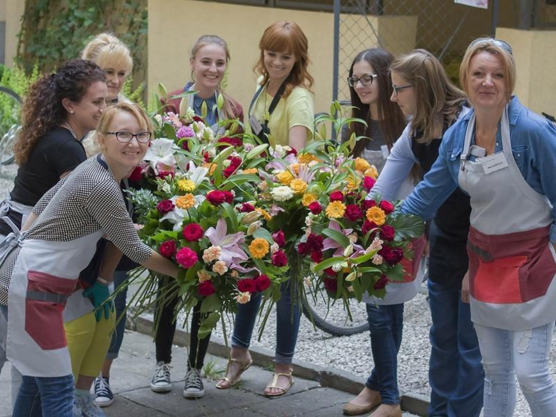 szkoła florystyczna MCEF