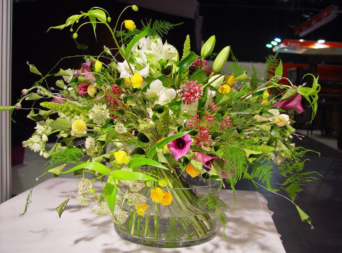 praca: Kwitnące Horyzonty Szkoła Florystyczna