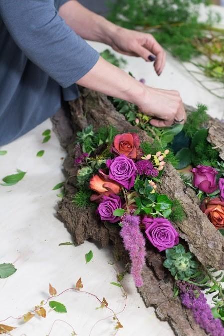 Jak zrobić kompozycję na grób?