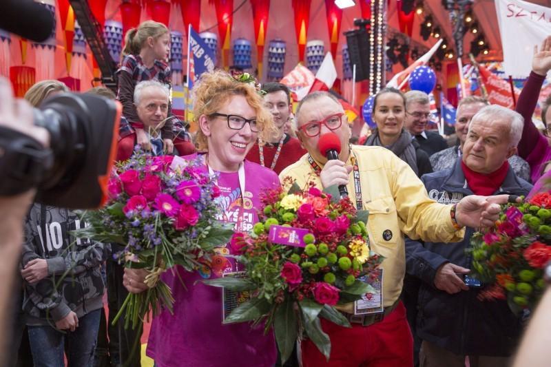 foto: WOŚP, Lucyna Lewandowska