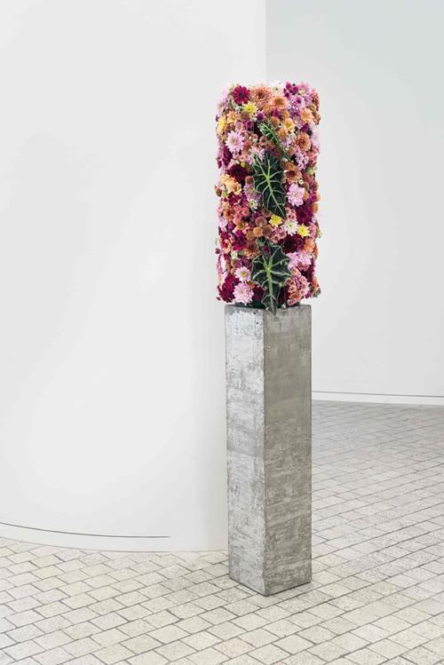 Duża forma florystyczna, praca: Maciej Krzus