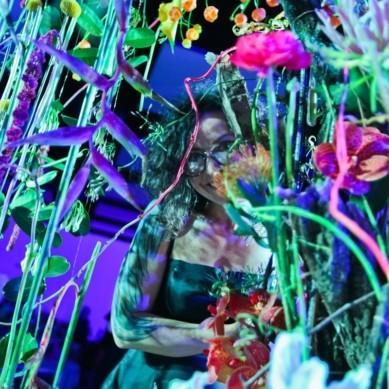 Gala DecoMotion Art, foto: Fotobueno, GARDENIA
