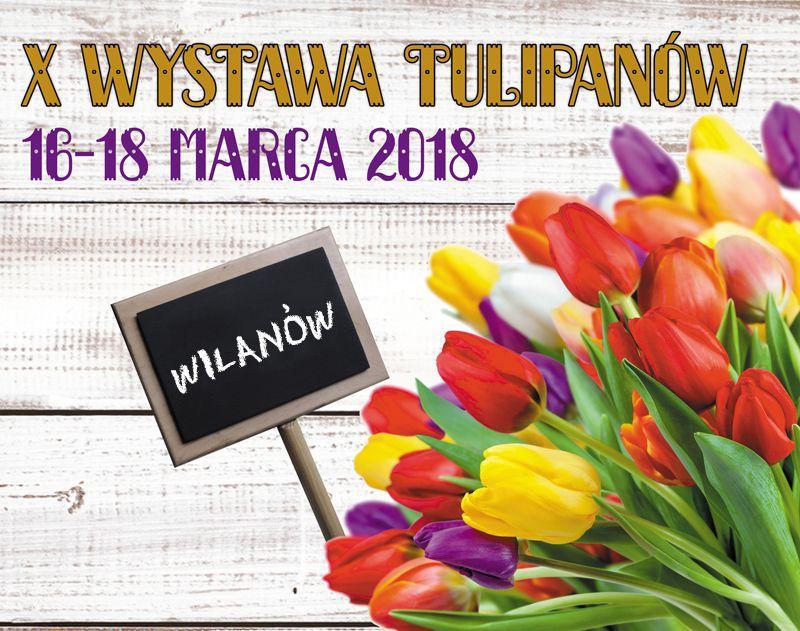 X Wystawa Tulipanów