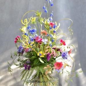 Wystawa florystyczna studentów Akademii Marioli Miklaszewskiej