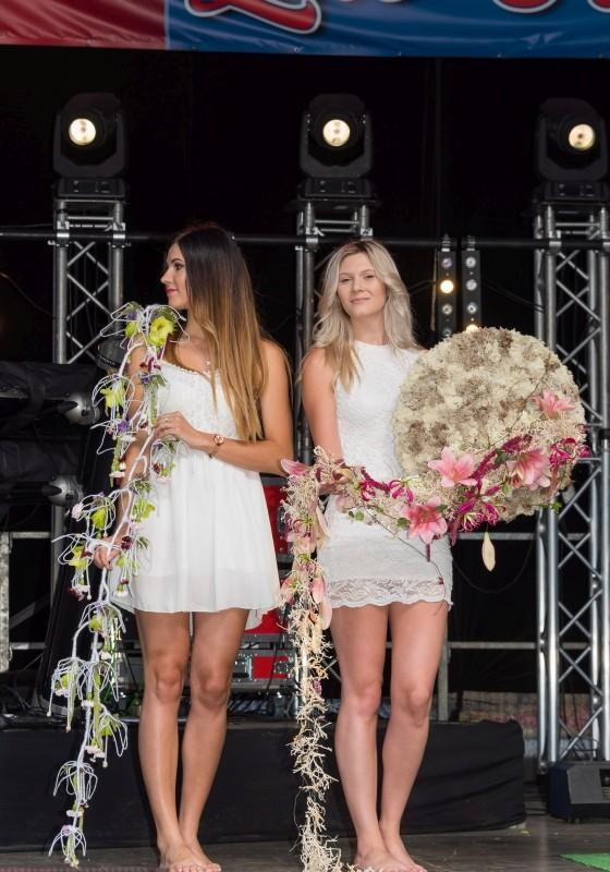 pokaz florystyczny Monika Harlos